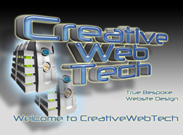 Creativewebtech website design and hosting