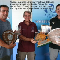 AT WESSEX BOAT CHAMPIONSHIP 2014 REPORT