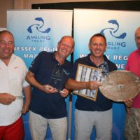 ANGLING TRUST WESSEX BOAT CHAMPIONSHIP 2016 Results