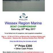 Wessex Region Marine BOAT CHAMPIONSHIP 2017